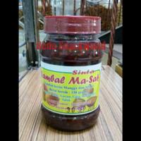 Sambal Ma - Sak (Sambal berisi Mangga & Salak)
