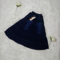 Rok Jeans Anak/ Rok Panjang Anak/ Rok panjang anak perempuan
