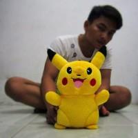 Boneka Pikachu Pokemon M