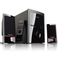 MICROLAB M700 U, 2.1CH SUBWOOF SPEAKER With USB, SD Card, Radio