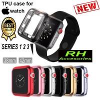 soft case tpu apple watch iwatch 38mm 42mm 40mm 44mm series 1 2 3 4 5