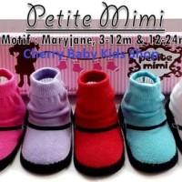 Kaos Kaki Bayi Kaos Kaki Girl Petite Mimi Maryjane 3-12 M