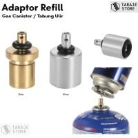 Adaptor Refill Gas Ulir Canister