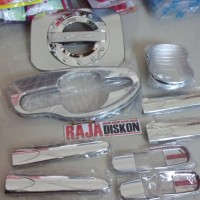 Cover handle, outer mangkok pintu & tank cover grand all new avanza