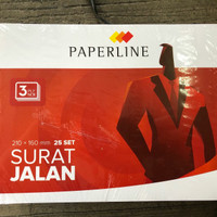 Surat Jalan Rangkap 3 Besar Paperline atk