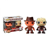 Funko POP Horror - Bloody Freddy Krueger & Jason Voorhees