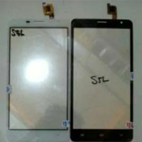 TOUCHSCREEN TS ADVAN ADVANCE S5L STAR NOTE