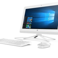 ALL IN ONE HP 20 C 301L AIO PC I3 700