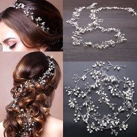 SS032 - Bride Wedding Hair/ Hairpiece/ Headpiece/Aksesoris Rambut