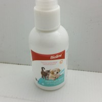 Bioline Paw Care Spray 50ml - Spray Pelembab Telapak Kaki Hewan