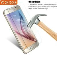 FC556 Tempered Glass For Samsung Galaxy S6 S5 S4 MINI S3 J2 j3 J5 J7 2