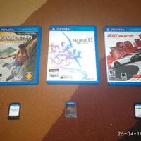 Kaset Games PS Vita