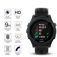 Tempered Glass Anti Gores Kaca Smartwatch Garmin Forerunner 935