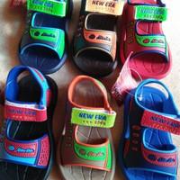 Sepatu Sendal Anak Laki - Laki Karet New Era 19 - 30