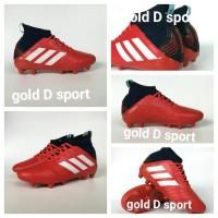 sepatu bola dewasa adidas predator merah