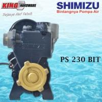 Pompa Air Sumur Dangkal Shimizu PS-230 BIT ( Otomatis )