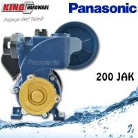 Pompa Air Sumur Dangkal Panasonic GP-200 JAK ( Otomatis )