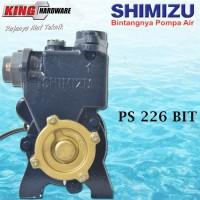 Pompa Air Sumur Dangkal Shimizu PS-226 BIT ( Non Otomatis )