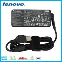 Charger Adaptor Laptop LENOVO SQUARE LOGO - 20V 3.25A ORIGINAL / ASLI