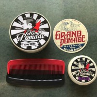 King Pomade Buy 1 Get 1""
