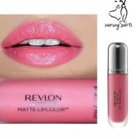 warungSakti - Revlon Ultra HD Matte Lip Color 600 Devotion - 04