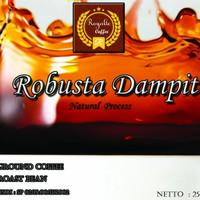 Kopi Robusta Dampit Roasted 250gr