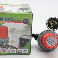 Regulator Winn Gas Tekanan Tinggi Meter