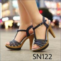 Sepatu / Sendal Wanita High Heels 057 Murah