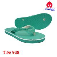 Sandal Swallow Original Tipe 938 - Hijau (Size 9 - 12)