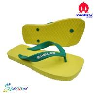Sandal Swallow Premium Spectrum Pria YellowLemon – Tali Hjiau