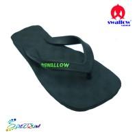 Sandal Swallow Premium Spectrum Pria - Logo Hijau