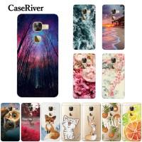FC1083 CaseRiver Leeco Le S3 X626 Case 3D Landscape Soft TPU Cover For