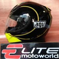 Helm AGV K3 Rossi Gothic Black