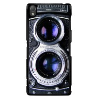 Twin Reflex Camera Y1901 Sony Xperia Z3 Big Docomo Custom Case