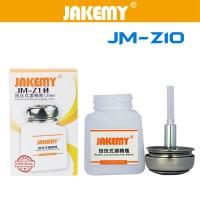 Jakemy Liquid Alcohol Plastic Dispenser Bottle 120ml - JM-Z10 - White