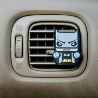 PARFUM MOBIL SUPERHERO BATMAN PARFUM TEMPEL AC PEWANGI MOBIL