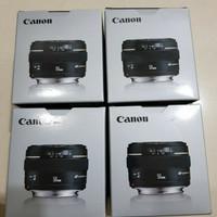 lensa canon 50mm F1.4 ultrasonic(usm)/lens close up