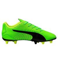 Sepatu bola puma original Adreno 3 FG green/black murah soccer