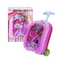 ROYAL SET TROLLEY 6410-1 Mainan anak perempuan tongkat princess