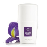 THE BODY SHOP WHITE MUSK DEODORANT 50ML