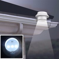 RT1261 3 LED Surya Hemat Energi Cahaya untuk Outdoor Garden Landscape