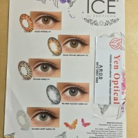 SOFTLENS ICE SILVER GOLD + CAIRAN X2 COMFORT 60 ML