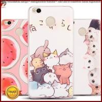 FC1598 For Xiaomi Redmi 4X Case Cover 3D Landscape Soft TPU Cover For
