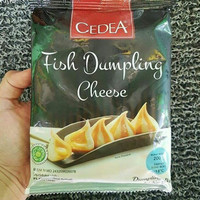 fish dumpling cheese cedea 200 gr