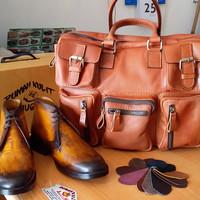 Tas Kulit, pria,  (Genuine leather )