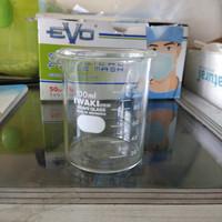 Beaker Glass Iwaki 100 ml