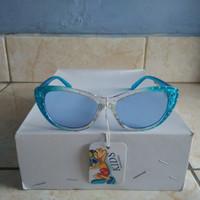 Promo kacamata anak murah fashion trendy biru AO208