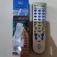 Remote TV Universal LCD LED Plasma Slimfit Tabung