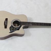 Gitar Akustik Jumbo Pemula F500