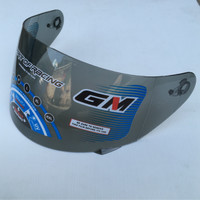Kaca Helm Original Helm NHK RX9 / GM Race Pro Full Face